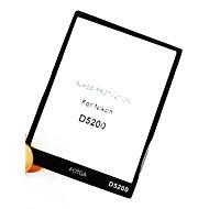 fotga® prima de cristal del LCD del panel protector de pantalla para Nikon D5200