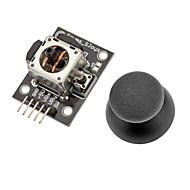 お買い得  Arduino 用アクセサリー-(Arduinoのための)遠隔対話型の製品のためのPS2親指ジョイスティックモジュール