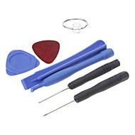 Kit de ferramentas de reparo 7-em-um para peças de reposição iphone 4 / 4s / 5 / 5s / 5c iphone