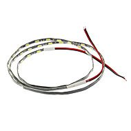0,9 M 10W 54x5630SMD 700lm White Light LED Strip Light (DC 12V)