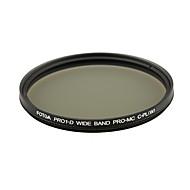 fotga® pro1 차원 67mm 초슬림 MC 멀티 코팅 CPL 원형 편광 렌즈 필터