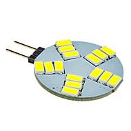 お買い得  LED スポットライト-G4 LEDスポットライト 15 LEDの SMD 5630 クールホワイト 330lm 5500-6500K DC 12V