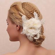 Damen Stoff Kopfschmuck-Besondere Anlässe Freizeit Blumen