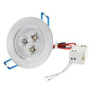 3W 210-260LM 3000K 온난 한 공정한 판단 LED 반점 전구 (85-265V)