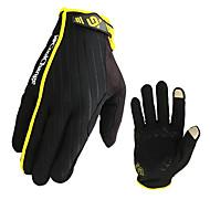 preiswerte -CoolChange Sporthandschuhe Touch- Handschuhe Fahrradhandschuhe tragbar Atmungsaktiv Wasserdicht Schützend Vollfinger Nylon Freizeit Sport
