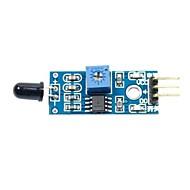 お買い得  Arduino 用アクセサリー-Arduinoのための感熱温度スイッチセンサモジュール