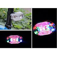 preiswerte Taschenlampen, Laternen & Lichter-Fahrradrücklicht / Sicherheitsleuchten / Rückleuchten LED Radlichter Radsport LED-Lampe Knopfzell-Batterien Batterie Radsport - FJQXZ / IPX-4