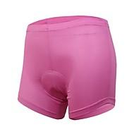 Arsuxeo Undershorts till cykling Dam Cykel Vadderade shorts Shorts Underkläder Herr Boxer UnderdelarSnabb tork Anatomisk design