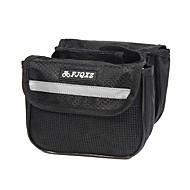 preiswerte -FJQXZ Fahrradtasche Fahrradrahmentasche Wasserdicht Rasche Trocknung Staubdicht tragbar Stoßfest Tasche für das Rad 420D Nylon Maschen