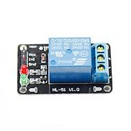 お買い得  Arduino 用アクセサリー-(Arduinoのための)のための5Vのリレーモジュールは、(公式(Arduinoのための)ボードで動作します)
