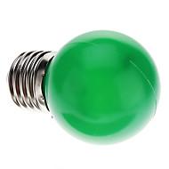 お買い得  LED ボール型電球-0.5W 50 lm E26/E27 LEDボール型電球 G45 7 LEDの DIP LED 装飾用 グリーン AC 220-240V