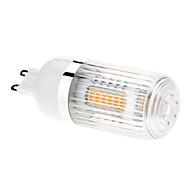 お買い得  LED スポットライト-680-760 lm G9 LEDコーン型電球 T 27 LEDの SMD 5630 温白色 AC85-265V