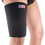 preiswerte -Sport Badminton Elastische Stretch-Schenkel-Klammer-Stütz Wrap Band - Free Size
