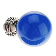 お買い得  LED ボール型電球-0.5W 50 lm E26/E27 LEDボール型電球 G45 7 LEDの DIP LED 装飾用 ブルー AC 220-240V
