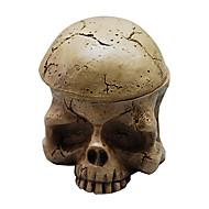dragonhawk® 새로운 고급 시안 색 두개골 귀영 나팔 잉크 컵 홀더