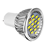 abordables LeXing-400 lm E14 GU10 GU5.3(MR16) E26/E27 Focos LED 15 leds SMD 5730 Regulable Blanco Cálido Blanco Fresco AC 220-240V