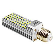 g24 e26 / e27 geleid maallampen t 36 smd 5050 400lm warm wit natuurlijk wit 5500k ac 100-240v