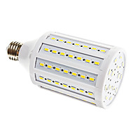 20W B22 E26/E27 LED Corn Lights T 98 leds SMD 5730 1600lm Warm White Cold White 3000-3500 AC 220-240