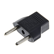 abordables Grandes Ofertas-adaptador de enchufe de corriente alterna de convertidor de enchufe plano a redondo, alta calidad, duradero