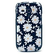 Beautiful Daisies Design Hard Case Cover for Samsung Galaxy S3 Mini I8190