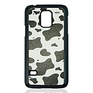 Spot  Pattern Plastic Case for Samsung Galaxy S5 Mini G800 Cases / Covers for Samsung