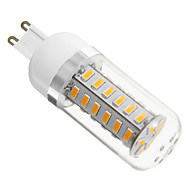 abordables Daiwl-420lm G9 Luces LED de Doble Pin 42 Cuentas LED SMD 5730 Blanco Cálido 220-240V