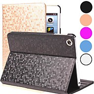 dsd® luxe avondmaal slip diamante auto slaap / waak-up pu lederen full body case voor de iPad 2/3/4