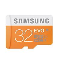 お買い得  -SAMSUNG 32GB マイクロSDカードTFカード メモリカード UHS-I U1 クラス10 EVO