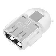 abordables Accesorios para Ordenador-adaptador OTG móvil para una unidad flash USB pen