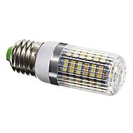 G9 GU10 E26/E27 Ampoules Maïs LED T 120 diodes électroluminescentes SMD 3528 Blanc Naturel 420lm 4100-4600K AC 100-240V