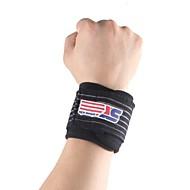 手・手首用シーネ スポーツサポート 保護 高通気性 容易に痛み フィットネス ランニング 黒フェード