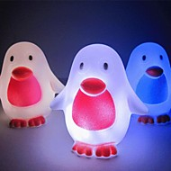 Coway Creative Penguin Colorful LED Nightlight High Quality Night Light