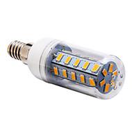 お買い得  LED コーン型電球-YWXLIGHT® 1個 7 W 700 lm E14 / G9 / E26 / E27 LEDコーン型電球 T 36 LEDビーズ SMD 5730 温白色 / クールホワイト / ナチュラルホワイト 220-240 V