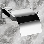 お買い得  -トイレットペーパーホルダー コンテンポラリー ステンレス鋼 ステンレススチール