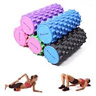 マッサージヨガピラティスフィットネス筋肉のためのスポーツトリガーポイント発泡ローラーリラックス