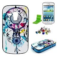 Χαμηλού Κόστους ΘΗΚΕΣ ΤΗΛΕΦΩΝΟΥ-Για Ανθεκτική σε πτώσεις / Με σχέδια tok Πίσω Κάλυμμα tok Ονειροπαγίδα Σκληρή TPU Samsung Trend Duos