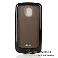 hybridi PC ja TPU kova suojakotelo Samsung Nexus i9250 (valikoituja väriä)
