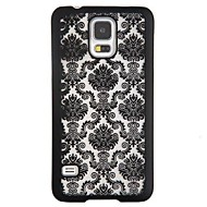 billige Etuier til Samsung-Etui Til Samsung Galaxy Samsung Galaxy Note Stødsikker Mønster Bagcover Blonde Tryk PC for Note 4