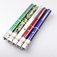 お買い得  文房具-ペン型 レーザーポインター 532nm Aluminum Alloy