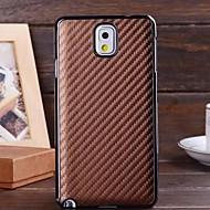 Mert Samsung Galaxy Note Other Case Hátlap Case Egyszínű PC Samsung Note 3