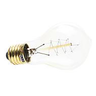 tanie Żarowa-1szt 4W 200-260 lm E26/E27 Żarówki LED kulki 1 Diody lED Ciepła biel 2700-3500K AC 220-240V
