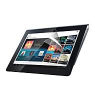 preiswerte Tablet Zubehör-Displayschutzfolie für Sony PET 1 Stück Ultra dünn