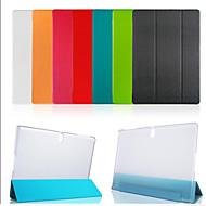 Недорогие Чехлы и кейсы для Galaxy Tab S 10.5-Защитные ПУ leatherfull кейс корпус с подставкой для Samsung Galaxy Tab 10.5 сек T800