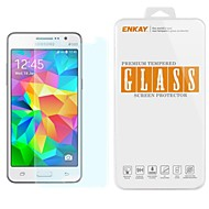 お買い得  Samsung 用スクリーンプロテクター-スクリーンプロテクター Samsung Galaxy のために Grand Prime 強化ガラス スクリーンプロテクター ハイディフィニション(HD)
