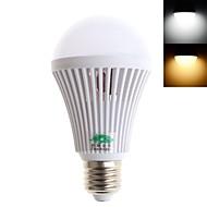 Χαμηλού Κόστους Λαμπτήρες LED σφαίρα-3000-3500/6000-6500 lm E26/E27 LED Λάμπες Σφαίρα G60 20 leds SMD 2835 Διακοσμητικό Θερμό Λευκό Ψυχρό Λευκό AC 220-240V