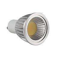 abordables MORSEN-5.5W 500-550 lm GU10 Focos LED MR16 1 leds COB Regulable Blanco Cálido AC 220-240V