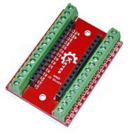お買い得  Arduino 用アクセサリー-Arduinoのための拡張ボードシールドIOキーズナノ