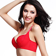 Meiqing® Basic Bras Nylon Red - M12S1007
