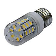お買い得  LED コーン型電球-1個 6 W 480 lm E26 / E27 LEDコーン型電球 T 30 LEDビーズ SMD 5730 温白色 / クールホワイト 220-240 V