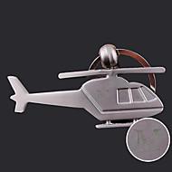 Gepersonaliseerde Gegraveerde Gift Creative Helicopter vormige sleutelhanger